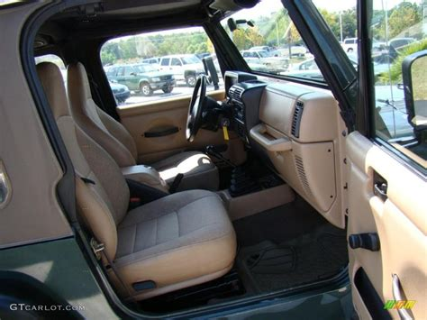 Jeep Wrangler 2002 Interior by 2002 Jeep Wrangler Sport 4x4 Interior Photo 39950994
