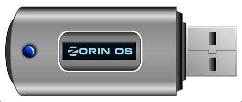 usb linux comment cr 233 er une clef usb avec linux zorin os