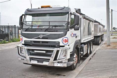 volvo trucks in australia the safe option cartage australia power torque magazine