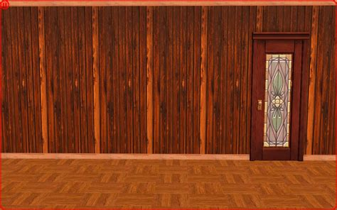 wooden wall coverings mod the sims wooden wall coverings
