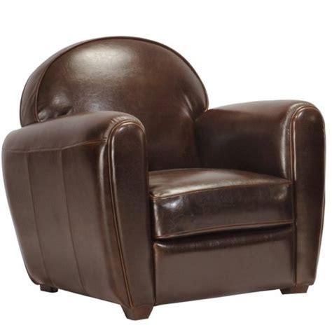 fauteuil club pas cher fauteuil club cuir pas cher