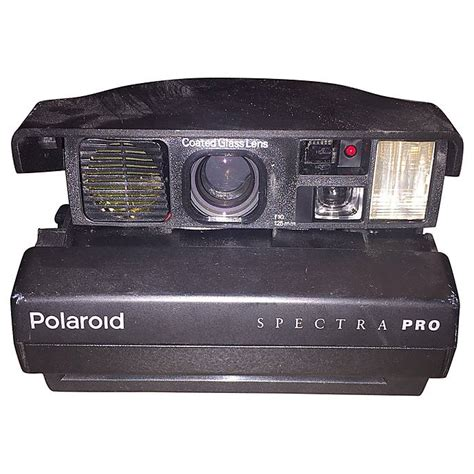 polaroid used used polaroid spectra pro untested f polaroid