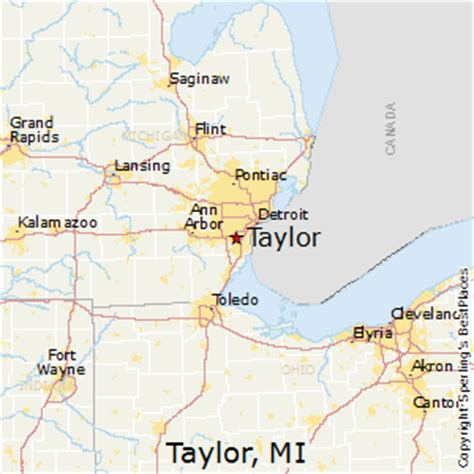 houses for rent in taylor mi best places to live in taylor michigan