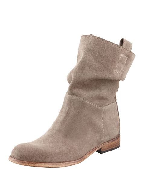 alberto fermani womens taupe umbria snap back ankle boot