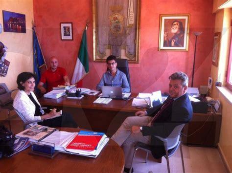 ufficio postale vibo valentia pizzo svolto incontro tra poste italiane e sindaco callipo