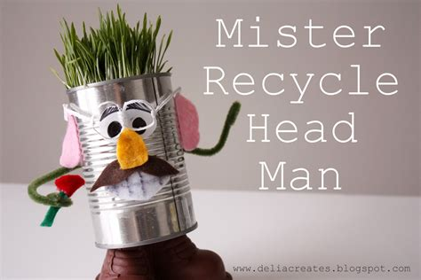 recycled crafts for preschool crafts for earth day mister recycle