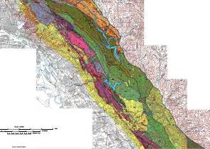 usgs fault map california usgs open file report 95 597 geologic map of the hayward
