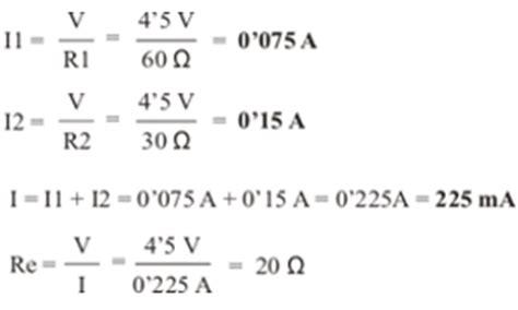 resistor electrico formula fisica ii circuitos