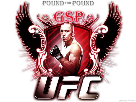 wallpaper iphone 5 ufc the ultimate fighting chionship images gsp pound for