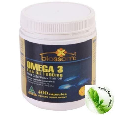Keterangan Umum Minyak Ikan Blossom Omega 3 merupakan