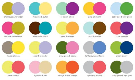100 combinations of 2 color from pantone color library 2 color combination two colors combination www imgkid com