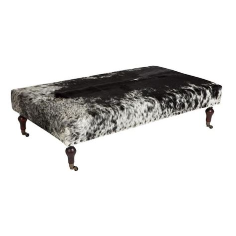 cowhide ottoman for sale cowhide ottoman sale fabulous and right on trend this