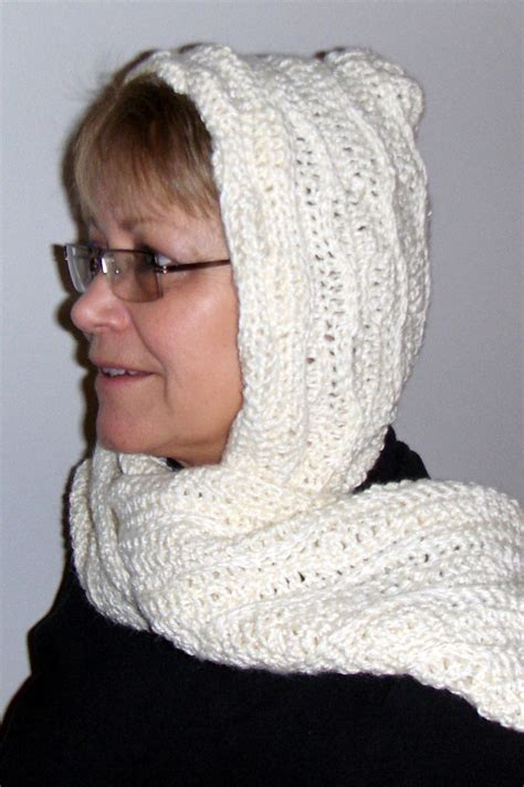 17 best images about hobbies crochet hooded scarves on