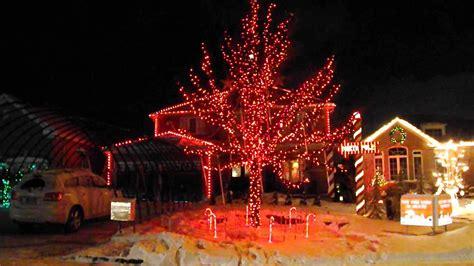 2013 Georgetown Ontario Christmas Lights Youtube Georgetown Lights