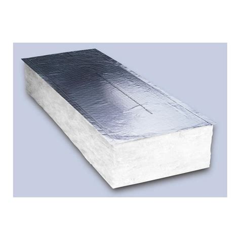 Lowes Ceiling Insulation by Shop Johns Manville R19 144 Sq Ft Faced Fiberglass Batt Insulation With Sound Barrier 24 In W X