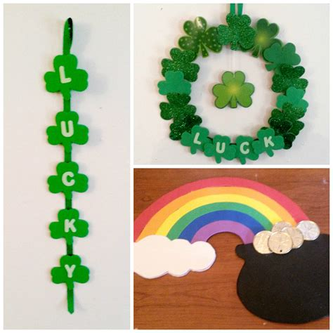 st patrick s day decorations fun family crafts