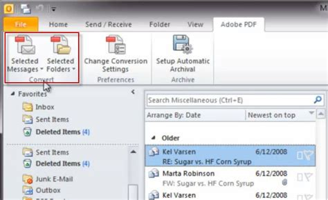 design html email adobe how to convert outlook email to pdf with adobe acrobat