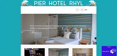 pier hotel rhyl pier hotel rhyl top rated in the lateroom s simply the