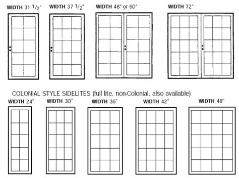 How Wide Is A Standard Door by How To Measure A Door What Is Standard Door Width