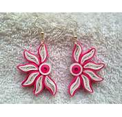 Quilling Earing Handmade Paper  Buy Flower Patterns