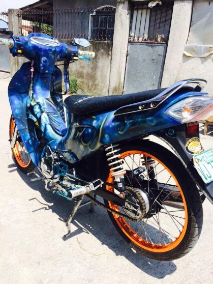 Tromol Twotone Wave 125 Original Thailand ayosdito wave 125 panga for sale used philippines