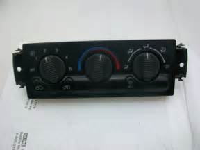 used 2000 2002 chevy silverado gmc tahoe a c heater