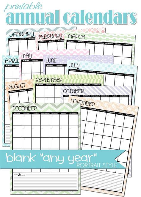 The Date Calendar Card Free Template by Freebie Blank Any Year Calendar Free