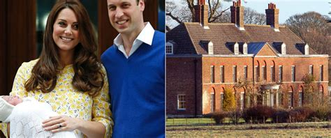 kensington palace william and kate prince william kate leave kensington palace for anmer