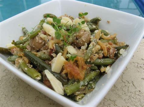 green bean casserole  mushroom soup  recipes