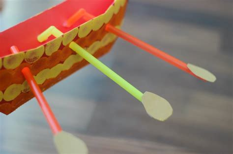 dragon boat festival crafts diy dragon boat for kids