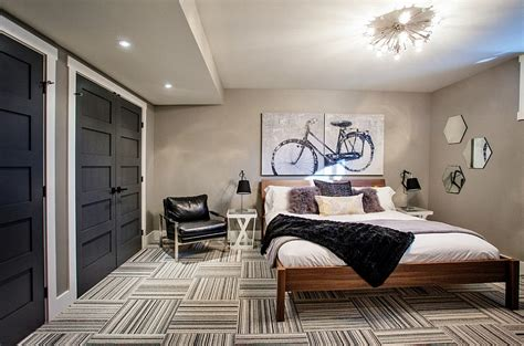 basement bedroom masculine bedroom ideas design inspirations photos and