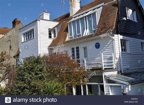 Peter Cushing S House Island Wall Whitstable Kent Stock House Whitstable