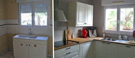 re lumineuse cuisine relooker sa cuisine une cuisine blanche et pratique