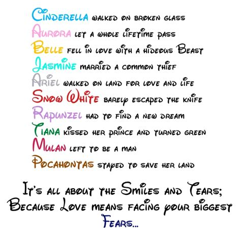Tumbles into wonderland disney quotes