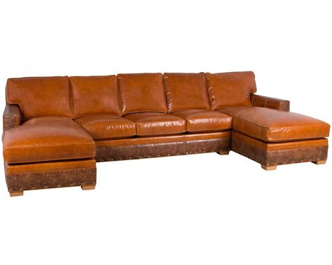 classic leather sectional classic leather phoenix sectional 8604 leather furniture usa