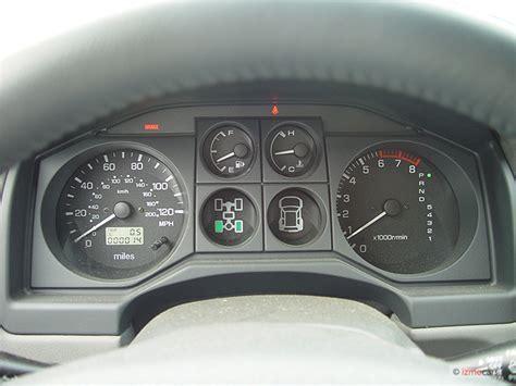 electric power steering 2006 mitsubishi montero instrument cluster image 2005 mitsubishi montero 4 door 4wd ltd sportronic instrument cluster size 640 x 480
