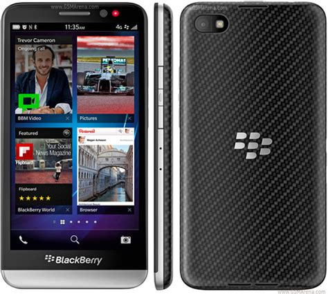 Hp Sony Xperia Qx10 blackberry z 30 review