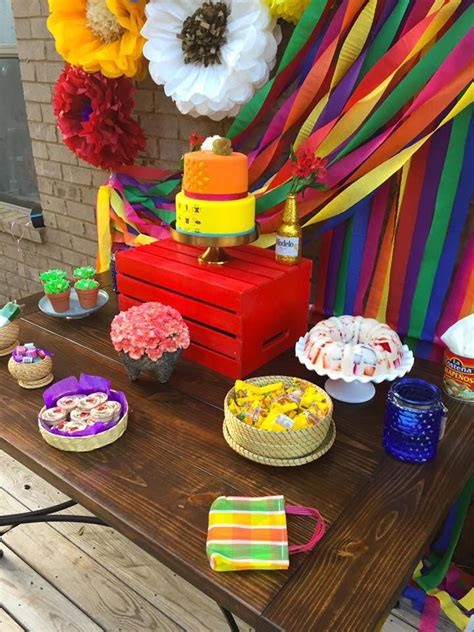 themed party weekends 7 best 30 s mexican themed birthday party by confetti usa