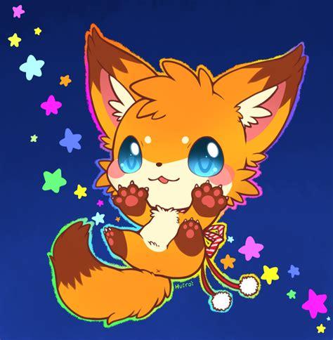 Anime Fox by Fox Drawing