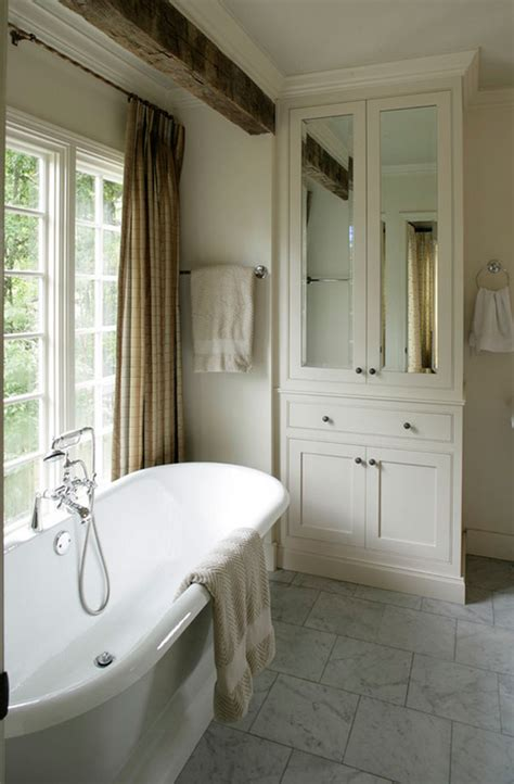 Modern Bathroom Linen Cabinets by 20 Clever Designs Of Bathroom Linen Cabinets Home Design