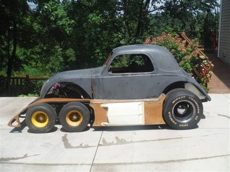 Where Was Fiat Founded Bangshift Six Wheel 1946 Fiat