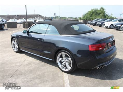 audi s5 convertible blue 2013 audi s5 3 0 tfsi quattro convertible in moonlight