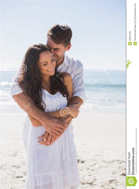 couple pic affectionate couple cuddling stock photo image 33054198