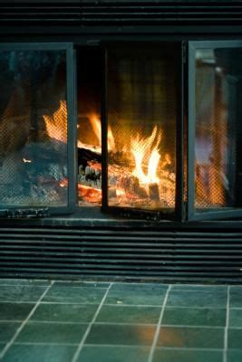 Paint Brass Fireplace Doors by 19 Best Images About Fireplace Fabulushness Remodel On