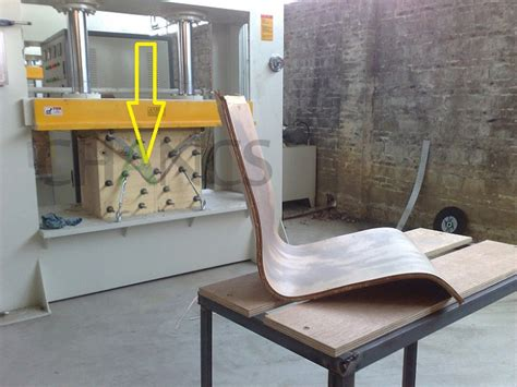 High Frequency Plywood Bending Press Working Theory High