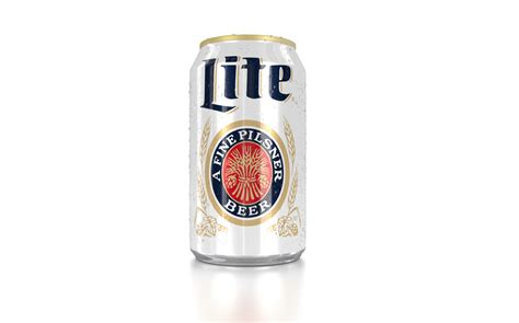 original miller lite can limited edition the dieline