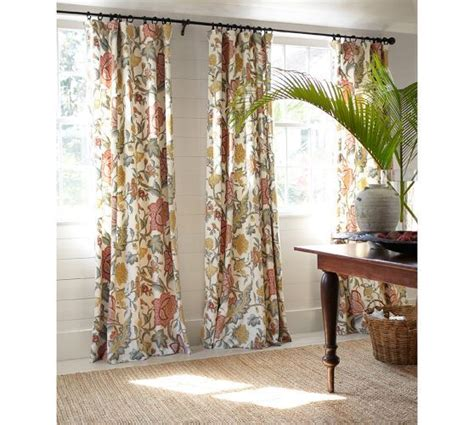 kitchen curtains pottery barn cynthia palore drape pottery barn these drapes are