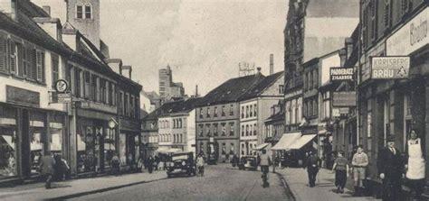 bank 1 saar st ingbert alte postkarte st ingbert kaiserstrasse karlsberg br 228 u