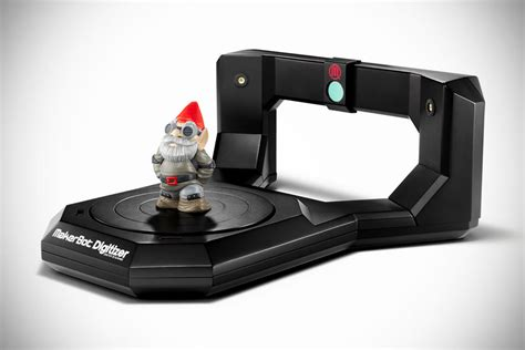 Best Kitchen Gadgets Ever by Makerbot Digitizer 3d Scanner Mikeshouts