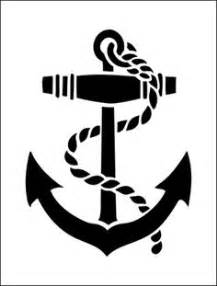 navy pumpkin carving template 1000 ideas about anchor stencil on stencils